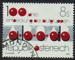 Osterreich 2000, MiNr 2322, Gestempelt - 1945-.... 2ª República