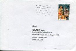 Italia (1997) - Busta Da Alghero (SS) - 1991-00: Storia Postale