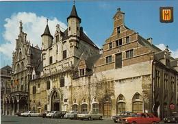 MECHELEN / STADHUIS EN LAKENHALLE - Mechelen