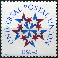 United States 1999. Universal Postal Union (MNH OG) Stamp - United States