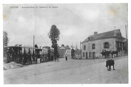 RENNES  Inauguration Du Tramway De Cesson   (recto-verso) - Rennes