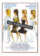 "Johnny HALLYDAY Carte Postale Moderne Du Film "" Les Parisiennes "" (EDC 2154) - Sänger Und Musikanten"