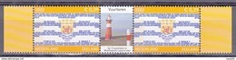Nederland  2002 Nvph Nr 2075, Mi Nr 2028, Provincie Zeeland , Vuurtoren, Lighthouse, Westkapelle Laag - Phares