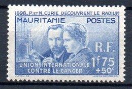 Mauritanie Mauritanien Y&T 72* - Mauritanien (1906-1944)