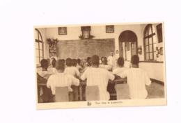 Een Klas In Leverville.Kwango.Missie Der EEPP Jesuiten In Belgisch Congo - Congo Belga - Altri