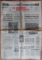 24 H Du Mans 1970.Porsche Triomphe.Hermann-Larousse.Accident à Clermont-Créans & Montabon. - Desde 1950