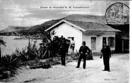 POSTO DI GUARDIA R.R.CARABINIERI I REF 62176 - Dogana