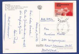Karte Nach Deutschland (br8076) - 1971-80: Storia Postale