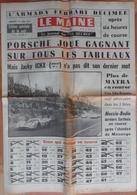 24 H Du Mans 1970.Porsche Joue Gagnant.Jacky Ickx Ferrari N° 5. - Desde 1950