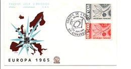 EUROPA FDC 1965 - 1965