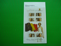 Postzegelblok**Queen Astrid** - Autres