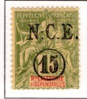 Ex Colonie Française  * Nlle Calédonie *   58  N* - Nouvelle-Calédonie