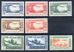 Mauritanie Mauritanien Luftpost Y&T PA 1** - PA 8**, PA 9*, PA 12**, PA 13**, PA 17** - Ungebraucht