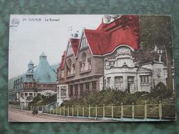 NAMUR - LE KURSAAL 1937 ( Ed. Flion ) - Namur
