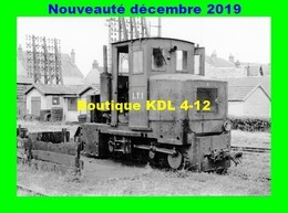 AL 614 - Locotracteur Decauville LT 1 Au Dépôt - PITHIVIERS - Loiret - TPT - Pithiviers