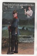 +3413, Feldpostkarte, Gelaufen, - Guerra 1914-18