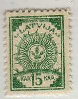 Lettland / Latvia Mi 5 A A * [241219L] - Lettland
