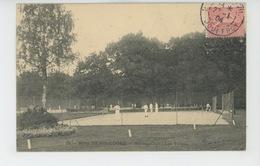 SPORT - BOIS DE BOULOGNE - Racing Club - LES TENNIS - Tennis