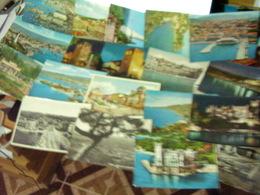 21 CARD TRIESTE VARI  VEDUTE CIITA   VBN1949\82 HI2615K - Trieste