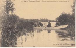 Lac D' Overmeire-Donck - Fossé De Communication Entre Les Deux Branches Du Lac - Uitg. G. De Smet, Schoonaarde Nr 19 - Berlare