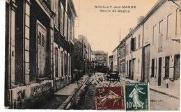 Seine Saint Denis NEUILLY SUR MARNE Route De Gagny - Neuilly Sur Marne