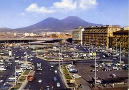 Napoli - Piazza Garibaldi - Formato Grande Non Viaggiata – E 14 - Napoli (Naples)
