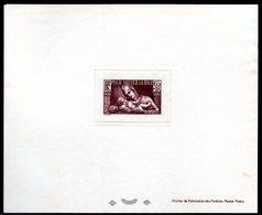 Epreuve De Luxe YT N° 356 - Cote: 90 € - Luxeproeven
