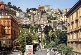 Napoli - Piazza Amedeo - Formato Grande Non Viaggiata – E 14 - Napoli (Naples)