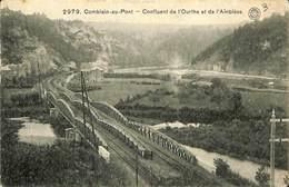 CPA - Belgique - Comblain-au-Pont - Confluent De L'Ourthe Et De L'Amblève - Comblain-au-Pont