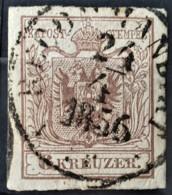 AUSTRIA 1850/54 - Canceled - ANK 4 - 6kr - 1850-1918 Imperium
