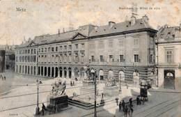 57 - Metz - Stadthaus - Hôtel De Ville (animation, SD Trier) - Metz