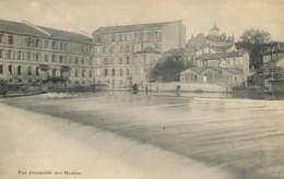 31 - TOULOUSE - Carte Publicitaire Des Grands Moulins Du Chateau Narbonnais Fauroux Ournac Et Cie - Toulouse