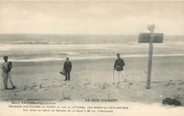33 - Env D'ARCACHON - Vue Prise Du Poste De Douane De La Salie - Douanier - Carte Non Courante - Arcachon