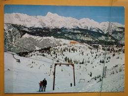 KOV 24-7 - BOHINJ, SLOVENIA, VOGEL, Funicular Railway, Téléphérique, Teleférico, ZICARA - Slowenien