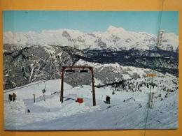 KOV 24-7 - BOHINJ, SLOVENIA, JVOGEL, Funicular Railway, Téléphérique, Teleférico, ZICARA - Slowenien