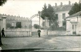 N°877 T -carte Photo Caserne Vauban à Besançon - Barracks