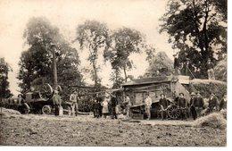 Boisset-lès-Montrond: Entreprise De Battage A.Goubier - Autres Communes