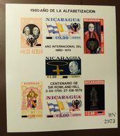 NICARAGUA  BLOCK 116 Année De L'enfant  1979  JAHR DES KINDES YEAR OF THE CHILD ** MNH  #5117 - Nicaragua