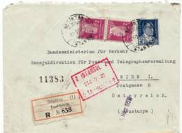 12155 01 TURKEY BESIKTAS  ISTANBUL TO WIEN - CINDERELLA - 1921-... Republic