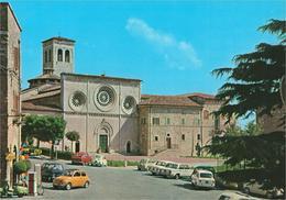 Assisi - Italy - Chiesa E Abbazia Di S. Pietro (Sec. XII) - (Church And Abbey Of St. Peter) - Perugia