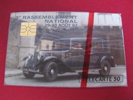 TH - 9 TÉLÉCARTES  ANNÉE 1992 - TH134 - Collections