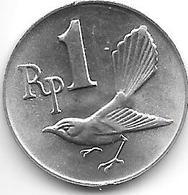 *indonesia 1 Rupiah 1970 Km 20    Bu - Indonesia