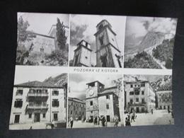 MONTENEGRO, KOTOR - Montenegro