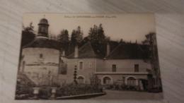 CPA - Abbaye De LA BUSSIERE SUR OUCHE - Frankreich