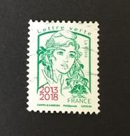 France 2018 Marianne 5235 Paris Philex Oblitéré - Francia