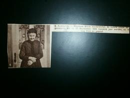 OUWEGEM. Honderjarige Silcie Vandersichel - Documents Historiques