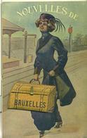 NOUVELLES DE BRUXELLES. - Bruxelles-ville