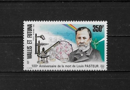 WALLIS ET FUTUNA - LOUIS PASTEUR - PA 186 - NEUF** - Louis Pasteur