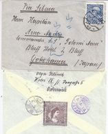 Österreich Japan 1912, Brief An Commander S.S. Totomi Maru, Kapt. A.Mocker. #796 - Japon