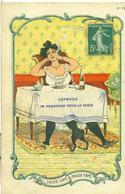 DEFENSE DE REGARDER SOUS LA TABLE. - France